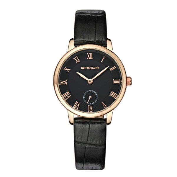 腕時計 メンズ ユニセックス ペア ウォッチ シンプル メタルバンド ビッグフェイス シルバー 防水 アクセサリー|fit-001|18
