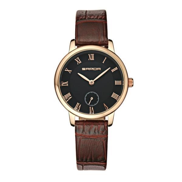 腕時計 メンズ ユニセックス ペア ウォッチ シンプル メタルバンド ビッグフェイス シルバー 防水 アクセサリー|fit-001|19
