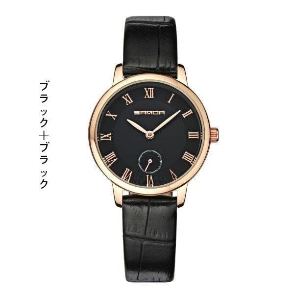 腕時計 メンズ ユニセックス ペア ウォッチ シンプル メタルバンド ビッグフェイス シルバー 防水 アクセサリー|fit-001|04