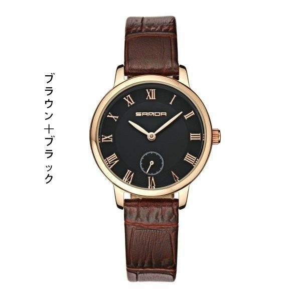 腕時計 メンズ ユニセックス ペア ウォッチ シンプル メタルバンド ビッグフェイス シルバー 防水 アクセサリー|fit-001|05