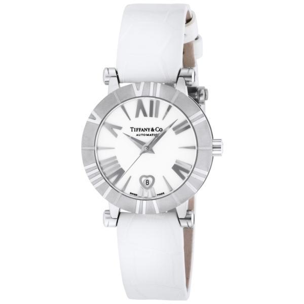 timeless design 6a80f 53dec TIFFANY ティファニー 腕時計 30 ATLAS LADY ファッション 30 ...