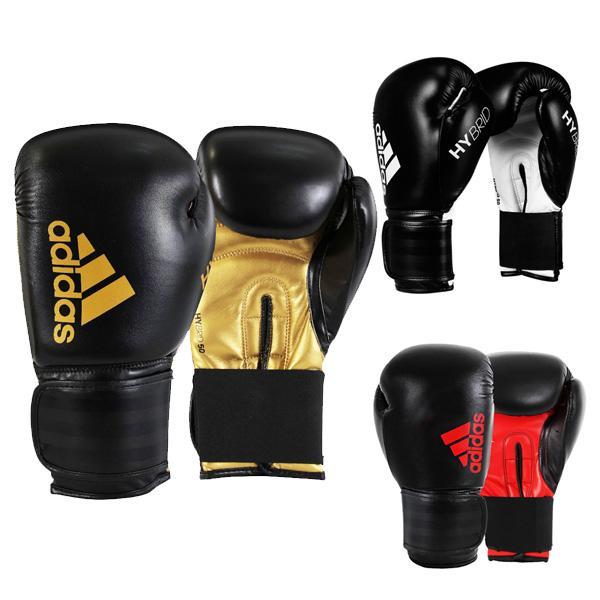 アディダス ニューハイブリッド50 キッズ用ボクシンググローブ(4・6オンス)FLX3.0 adidas martial arts 合皮 子供用