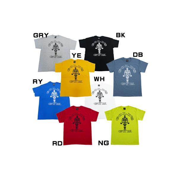 ベーシックジョーTシャツ ターミネーター(M・L・XLサイズ) ゴールドジムウェア fitnessclub-y