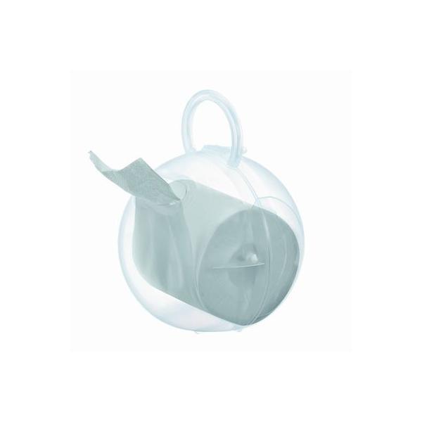 トイレットペーパーホルダー poi to ball(ポイッとボール) トイレ収納 サニタリーボックス|five-1|03