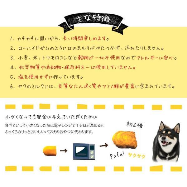 イエティ ドッグチュウチーズS 1本 小型犬用おやつ チーズ ドッグフード|five-1|03