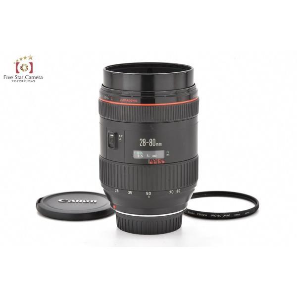 【中古】Canon キヤノン EF 28-80mm f/2.8-4 L USM