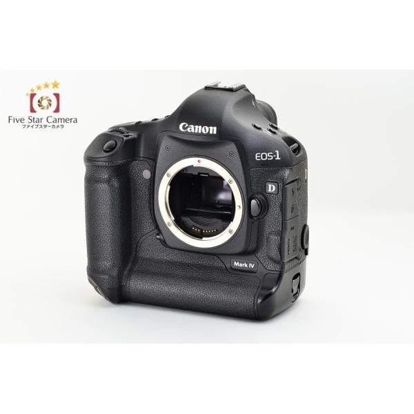 【中古】Canon キヤノン EOS-1D Mark IV デジタル一眼レフカメラ five-star-camera