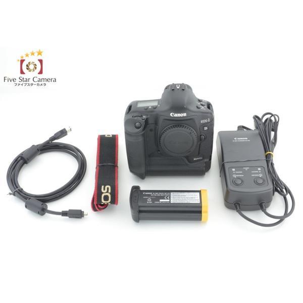 【中古】Canon キヤノン EOS 1D Mark II N デジタル一眼レフカメラ