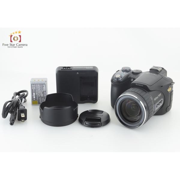 【中古】 Casio カシオ EXILIM EX-F1 ハイスピードデジタルカメラ
