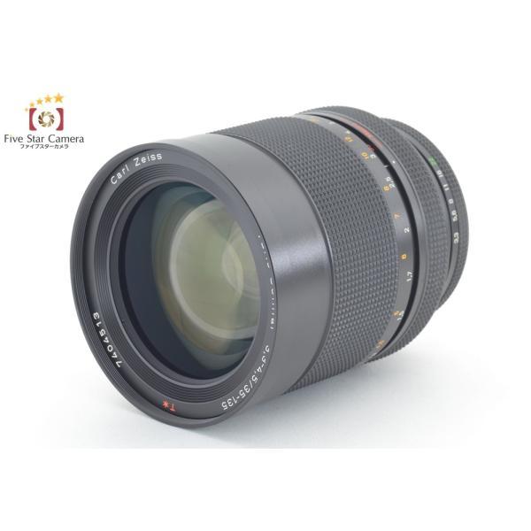CONTAX コンタックス Carl Zeiss Vario-Sonnar 35-135mm f/3.5-4.5 T* MMJ