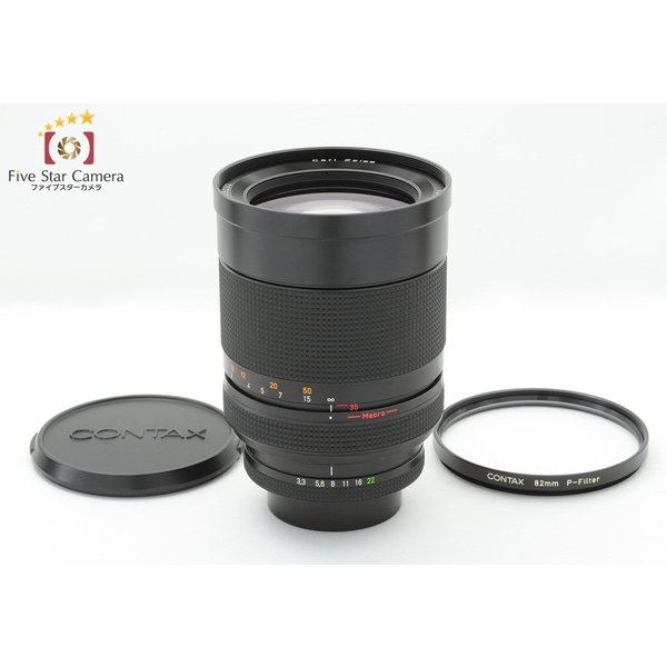 【中古】CONTAX コンタックス Carl Zeiss Vario-Sonnar 35-135mm f/3.5-4.5 T* MMJ