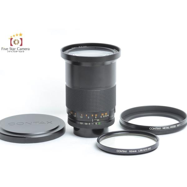 【中古】CONTAX コンタックス Carl Zeiss Vario-Sonnar 28-85mm f/3.3-4.0 T* MMJ