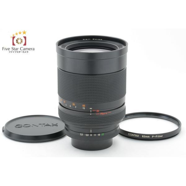 【中古】CONTAX コンタックス Carl Zeiss Vario-Sonnar 35-135mm f/3.3-4.5 T* MMJ