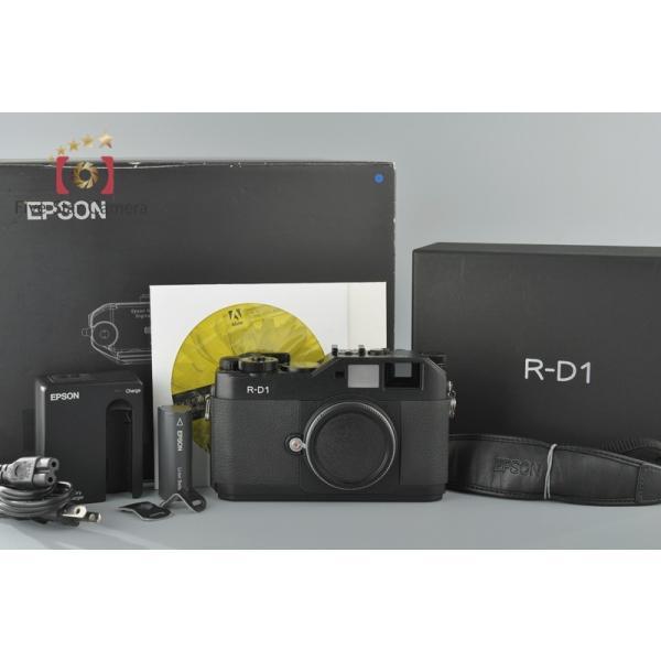 【中古】EPSON エプソン R-D1 デジタルレンジファインダーカメラ