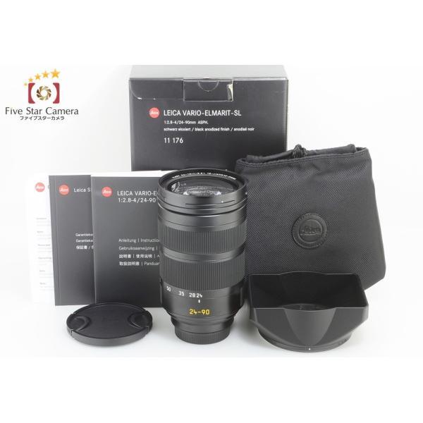 【中古】Leica ライカ VARIO-ELMARIT SL 24-90mm f/2.8-4.0 ASPH. 11176