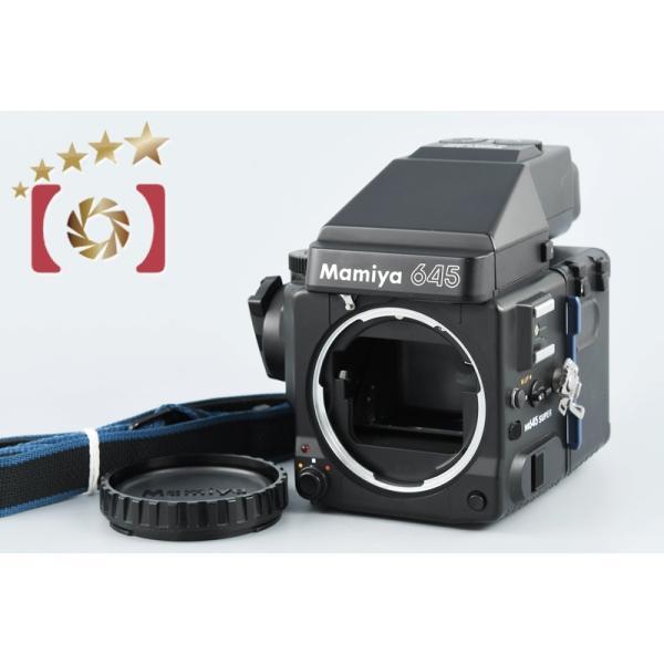 【中古】Mamiya マミヤ M645 SUPER 中判フィルムカメラ