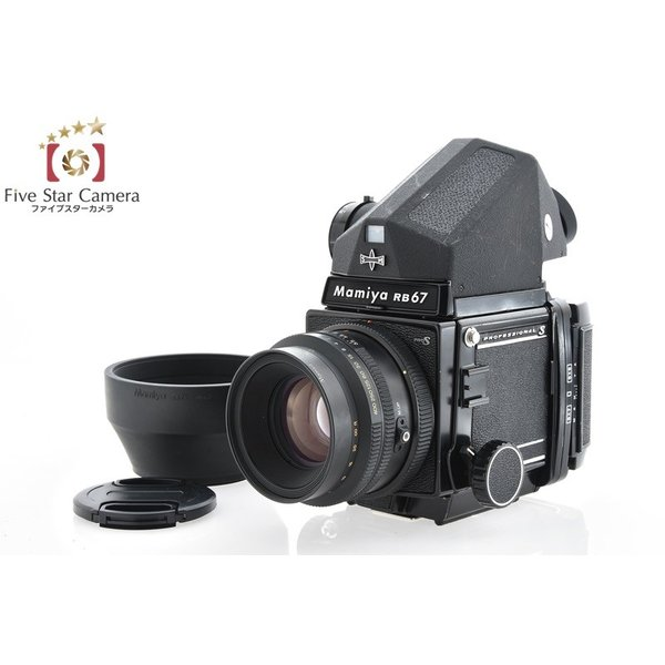 【中古】Mamiya マミヤ RB67 PRO S + K/L 127mm f/3.5 L