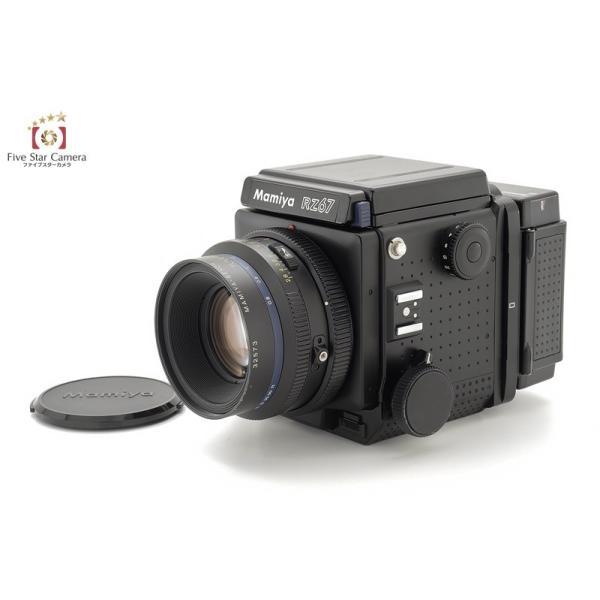 中古】Mamiya マミヤ RZ67 PRO + SEKOR Z 110mm f/2 8 W