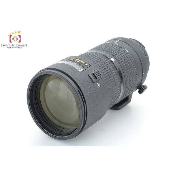Nikon ニコン AF NIKKOR 80-200mm f/2.8 D ED New F