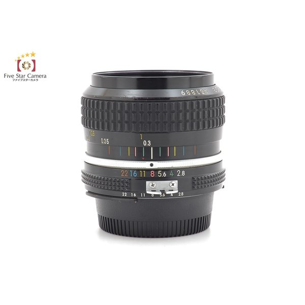 Nikon ニコン Ai NIKKOR 28mm f/2.8