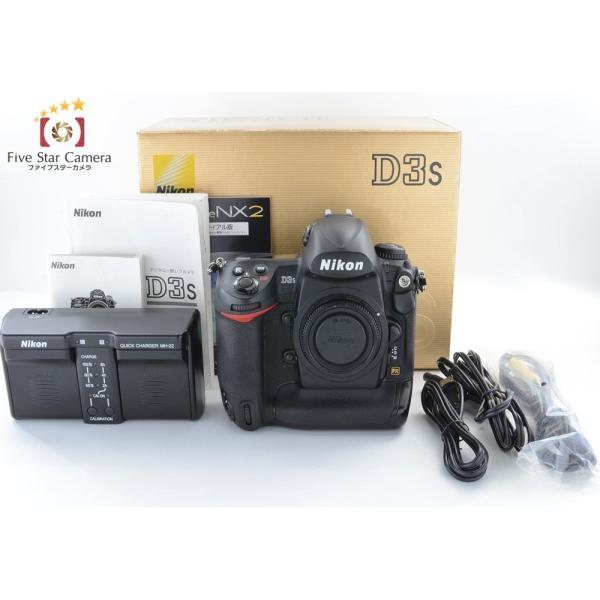 【中古】Nikon ニコン D3S デジタル一眼レフカメラ