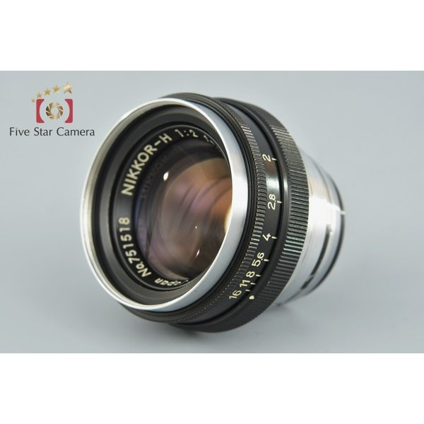 【中古】Nikon ニコン S4 + NIKKOR-H 50mm f/2|five-star-camera|15