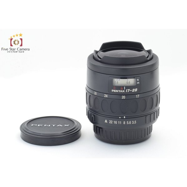 【中古】PENTAX ペンタックス SMC F FISH-EYE 17-28mm f/3.5-4.5