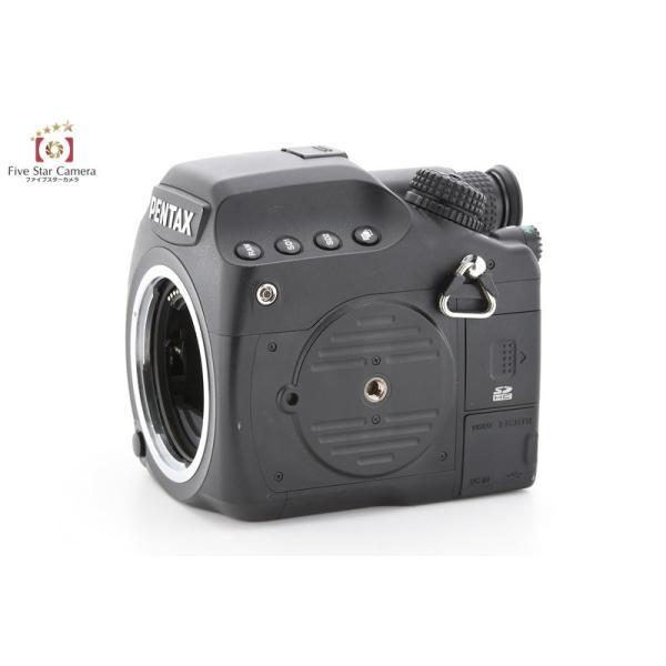 PENTAX ペンタックス 645D 中判デジタル一眼レフカメラ