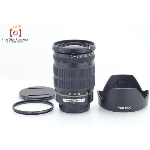 【中古】PENTAX ペンタックス SMC DA 16-45mm f/4 ED AL