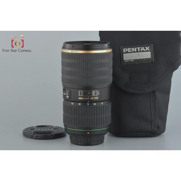 【中古】PENTAX ペンタックス SMC DA★ 50-135mm f/2.8 ED IF SDM