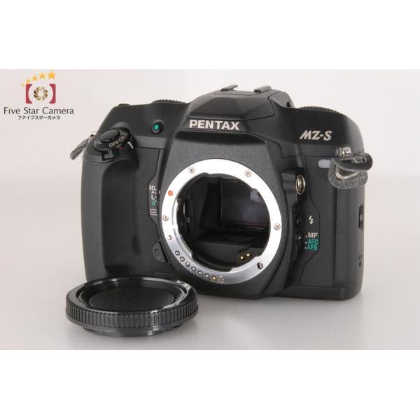 【中古】PENTAX ペンタックス MZ-S フィルム一眼レフカメラ five-star-camera