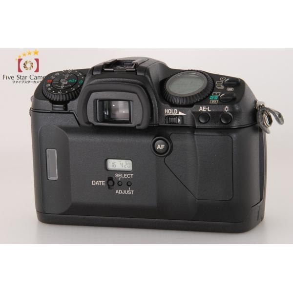 【中古】PENTAX ペンタックス MZ-S フィルム一眼レフカメラ five-star-camera 02