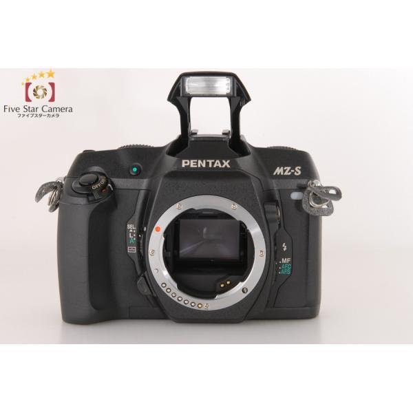 【中古】PENTAX ペンタックス MZ-S フィルム一眼レフカメラ five-star-camera 03