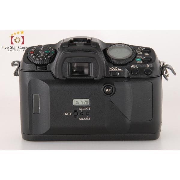 【中古】PENTAX ペンタックス MZ-S フィルム一眼レフカメラ five-star-camera 04