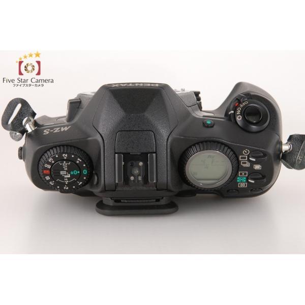 【中古】PENTAX ペンタックス MZ-S フィルム一眼レフカメラ five-star-camera 05
