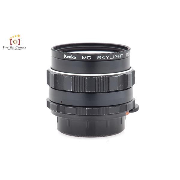 PENTAX ペンタックス Super-Takumar 35mm f/3.5
