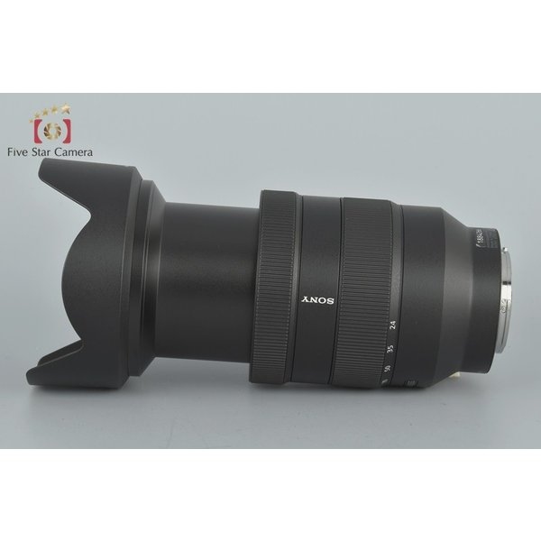 【中古】SONY ソニー FE 24-105mm f/4 G OSS SEL24105G five-star-camera 12