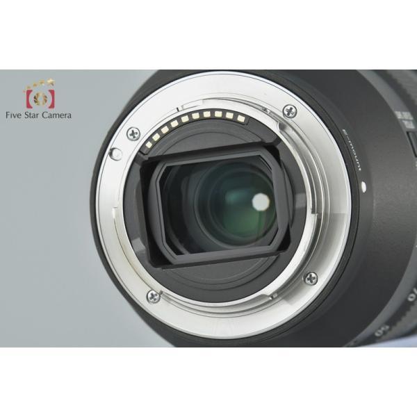 【中古】SONY ソニー FE 24-105mm f/4 G OSS SEL24105G five-star-camera 06