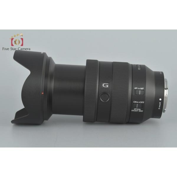 【中古】SONY ソニー FE 24-105mm f/4 G OSS SEL24105G five-star-camera 10