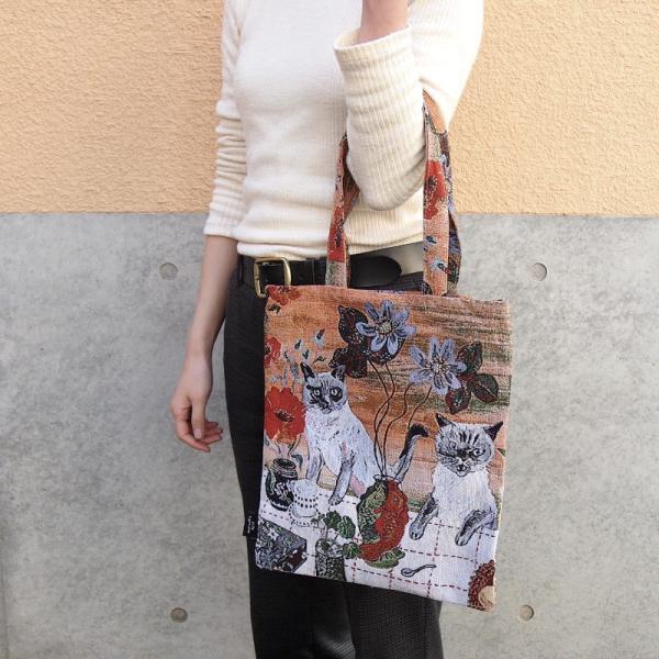 Nathalie Lete Animal bag ナタリー・レテ アニマルバッグ / Cat