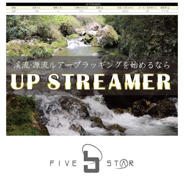 FIVESTAR/ファイブスター UP STREAMER 4.6F/アップストリーマー/トラウト/源流|fivestarfishing|04
