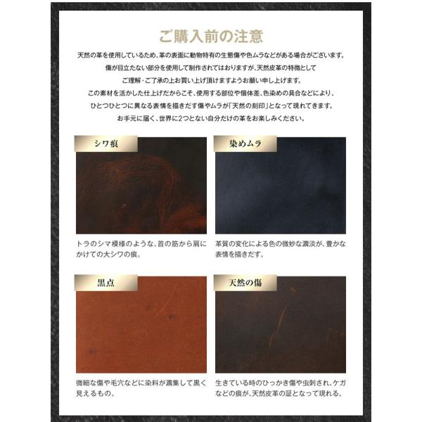 財布 メンズ 二つ折り 日本製 フォリエノ Folieno 本革 U字ファスナー 二つ折り財布 f001w グリーン ネイビー レッド オレンジ グレー 和柄|fizi|18
