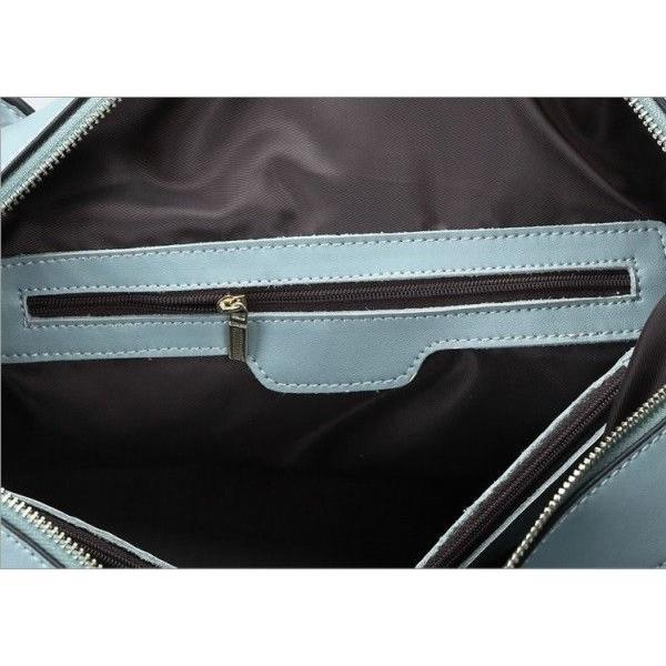 レディースバック 本革 バッグ 牛革 スタイリング スモール ハンドバッグ ボストンバッグ ショルダーバッグ 旅行バック 通勤通学 大容量(6色展開) セール|fizi|06