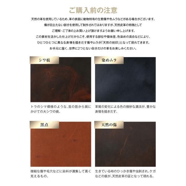 財布 メンズ 二つ折り 日本製 フォリエノ Folieno 本革 U字ファスナー 二つ折り財布 m006 グリーン ネイビー レッド オレンジ グレー 和柄|fizi|19