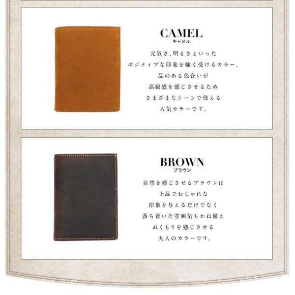 (訳あり品)財布 メンズ 二つ折り財布 本革 日本製 男女兼用 魅革(mikawa) L字ファスナー式 メンズ財布 イタリア製オイルヌバックレザー 小銭入れ付き|fizi|16