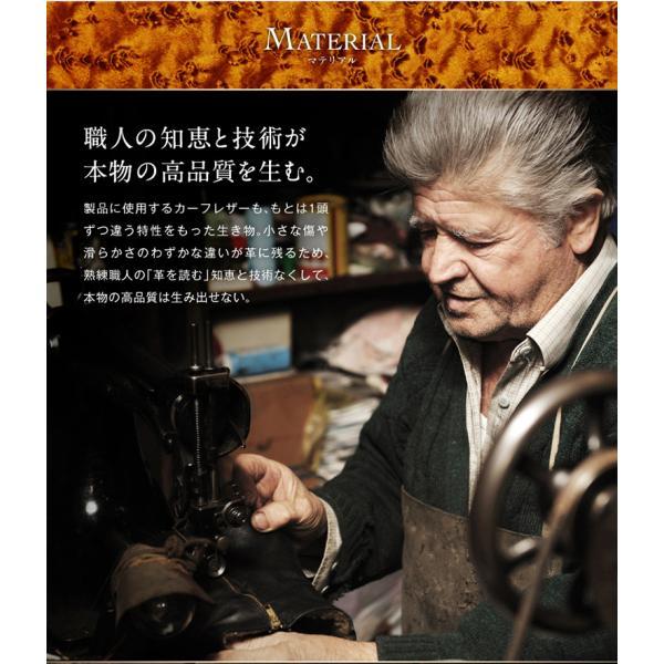 (訳あり品)財布 メンズ 二つ折り財布 本革 日本製 男女兼用 魅革(mikawa) L字ファスナー式 メンズ財布 イタリア製オイルヌバックレザー 小銭入れ付き|fizi|09