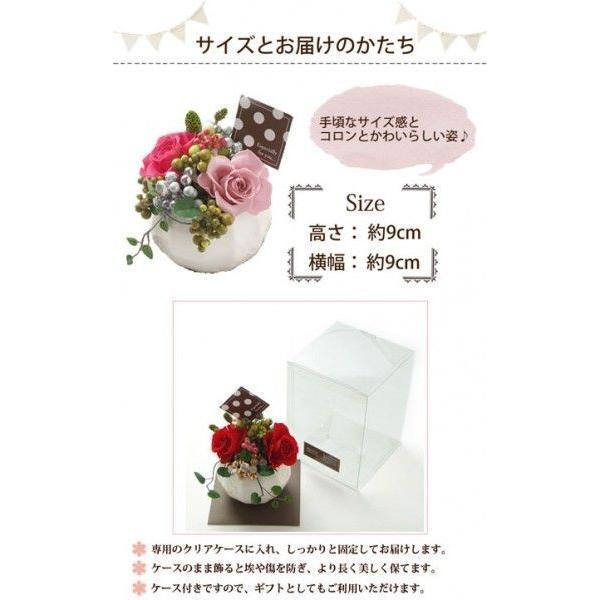 バラのプリザーブドフラワー コロン|fkjiyugaoka|03