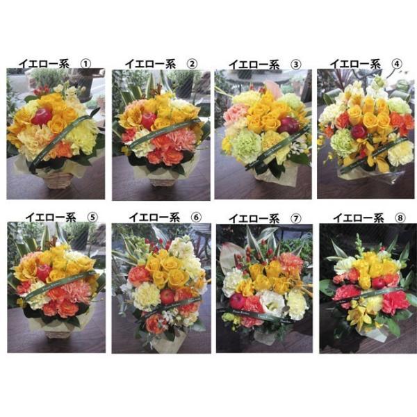 ギフト お祝い 即日発送 花 バラのアレンジメント 生花 フラワーギフト 誕生日 プレゼント|fkjiyugaoka|14