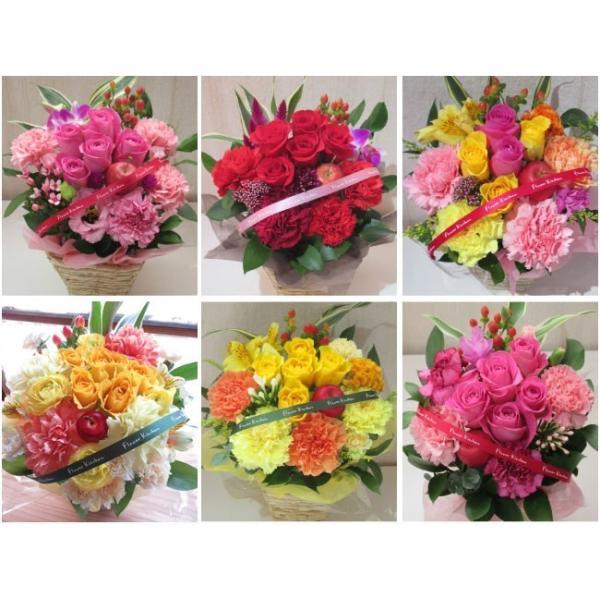 ギフト お祝い 即日発送 花 バラのアレンジメント 生花 フラワーギフト 誕生日 プレゼント|fkjiyugaoka|15