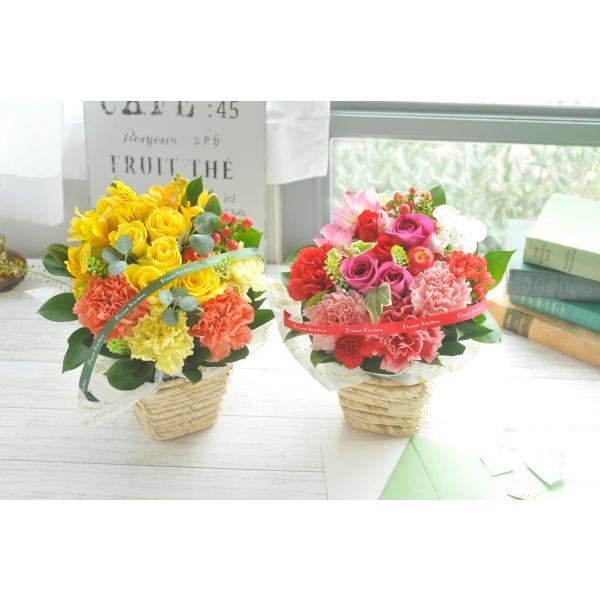 ギフト お祝い 即日発送 花 バラのアレンジメント 生花 フラワーギフト 誕生日 プレゼント|fkjiyugaoka|17